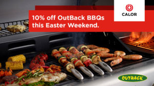 Calor Outback BBQ Giveaway Twitter
