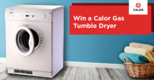 Tumble Dryer Giveaway FB Ad