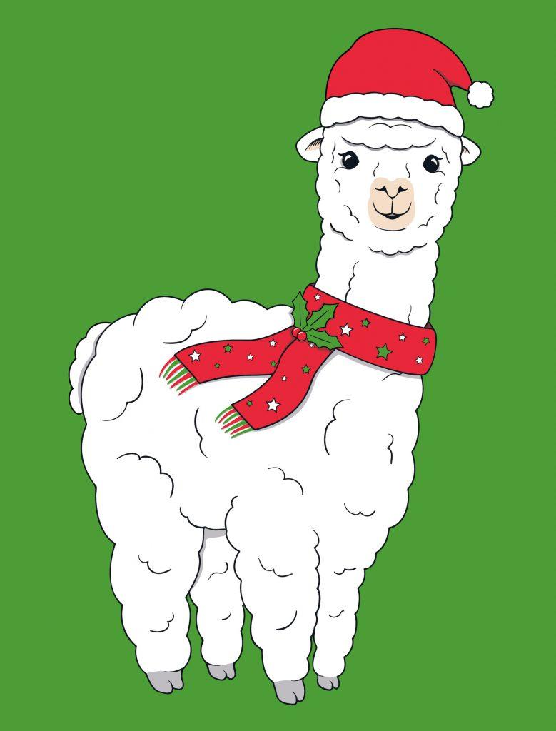 An Alpaca Christmas